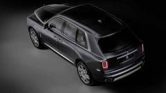 Cullinan è il lussuoso SUV Rolls-Royce da oltre 300.000 euro di listino