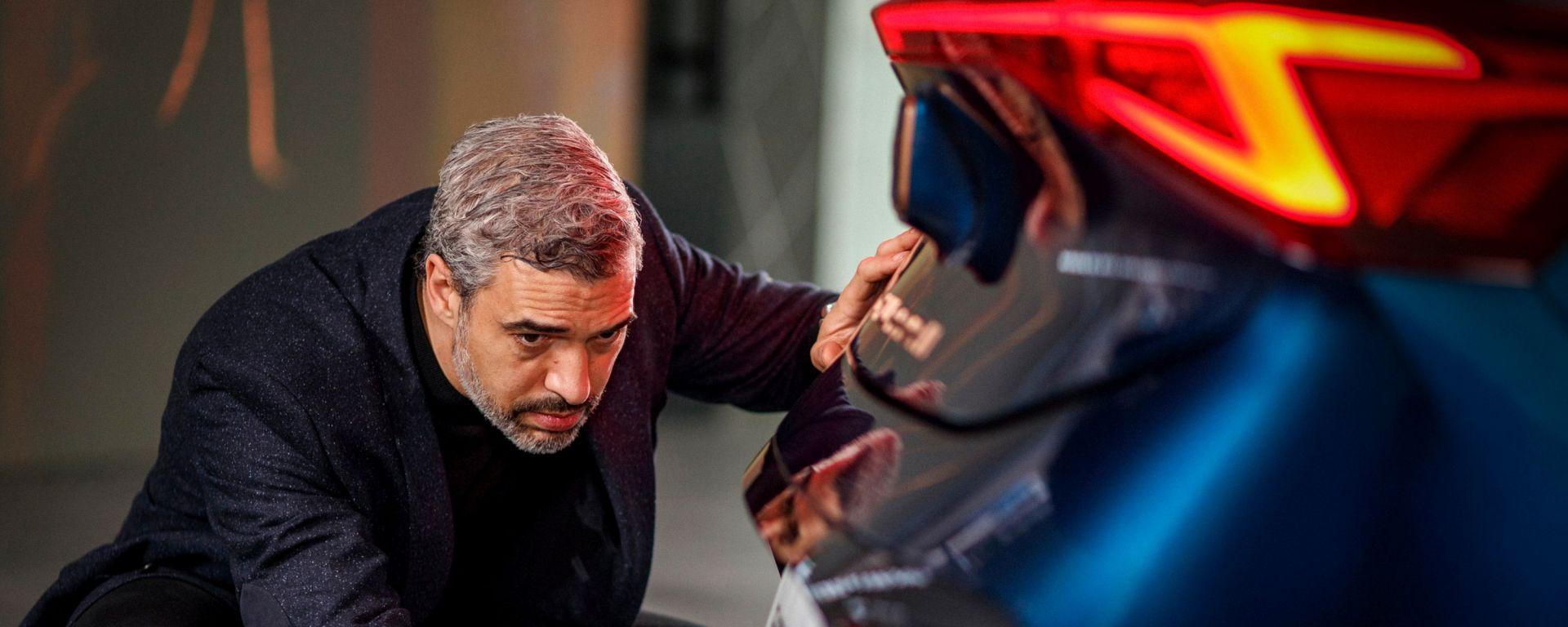 Cupra Born, lo stile e il design del SUV elettrico spagnolo