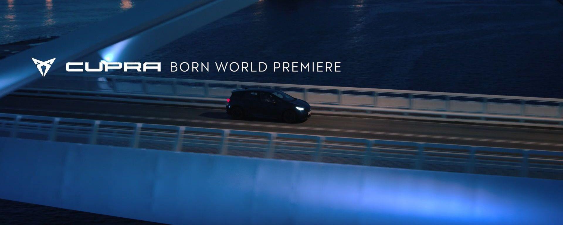 Cupra Born: lo streaming il prossimo 25 maggio