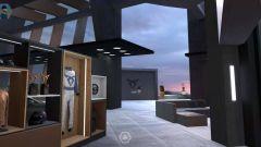 Cupra e-Garage: un'immagine dalla piattaforma virtuale