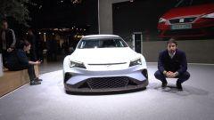 Cupra e-Racer: In video dal Salone di Ginevra 2018 - Immagine: 1