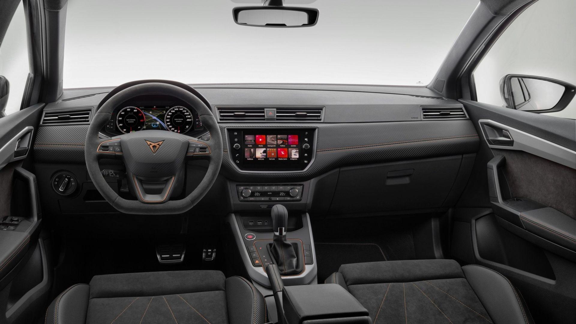 cupra ibiza concept  dal nuovo brand seat una compatta da