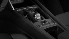 Cupra Leon 2.0 TSI 300 CV: particolare del cambio DSG shift-by-wire