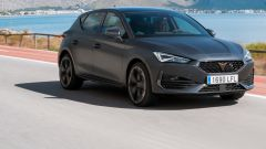 Nuova Cupra Leon: berlina o wagon, la sportiva è ibrida plug-in - Immagine: 1