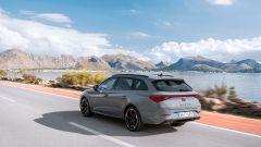Nuova Cupra Leon: berlina o wagon, la sportiva è ibrida plug-in - Immagine: 12