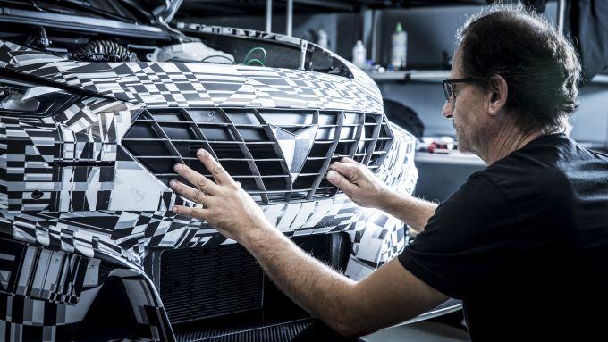 Cupra Leon, al debutto la tecnologia di stampa 3D