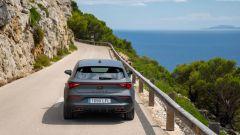 Cupra Leon e-Hybrid: il posteriore