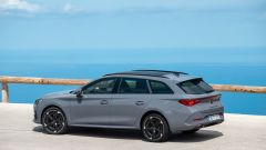 Cupra Leon e-Hybrid: l'ibrida plug-in parte da 245 CV, ma ci saranno versioni fino a 310 CV