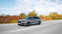 Cupra Leon e-Hybrid Sportstourer: solo wagon la versione più potente. Motore da 310 CV e trazione integrale 4Drive