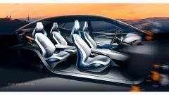 Cupra Tavascan: i quattro sedili in fibra di carbonio