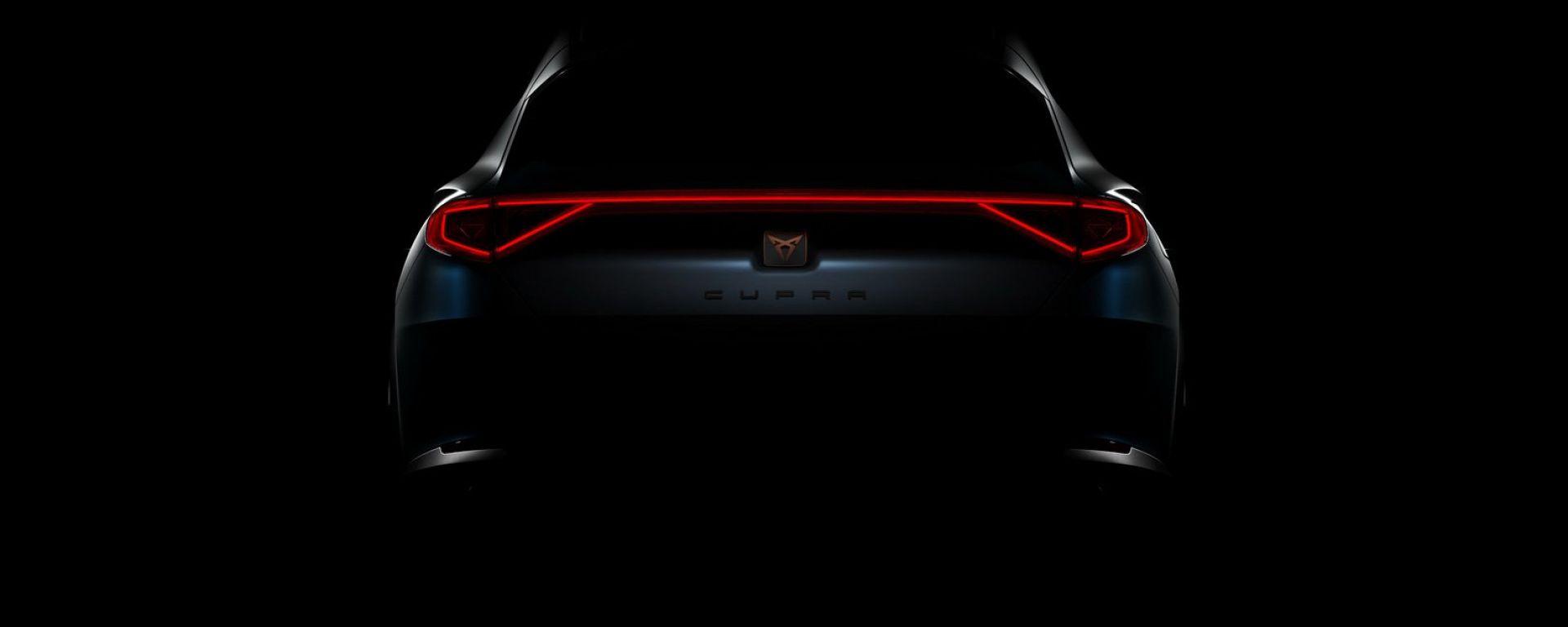 Cupra: un nuovo SUV al Salone di Ginevra