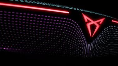 Cupra UrbanRebel Concept: il logo posteriore illuminato