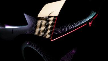Cupra UrbanRebel Concept: l'enorme spoiler posteriore