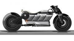 Curtis Hera: la prima moto elettrica V8 al mondo presentata a Pebble Beach