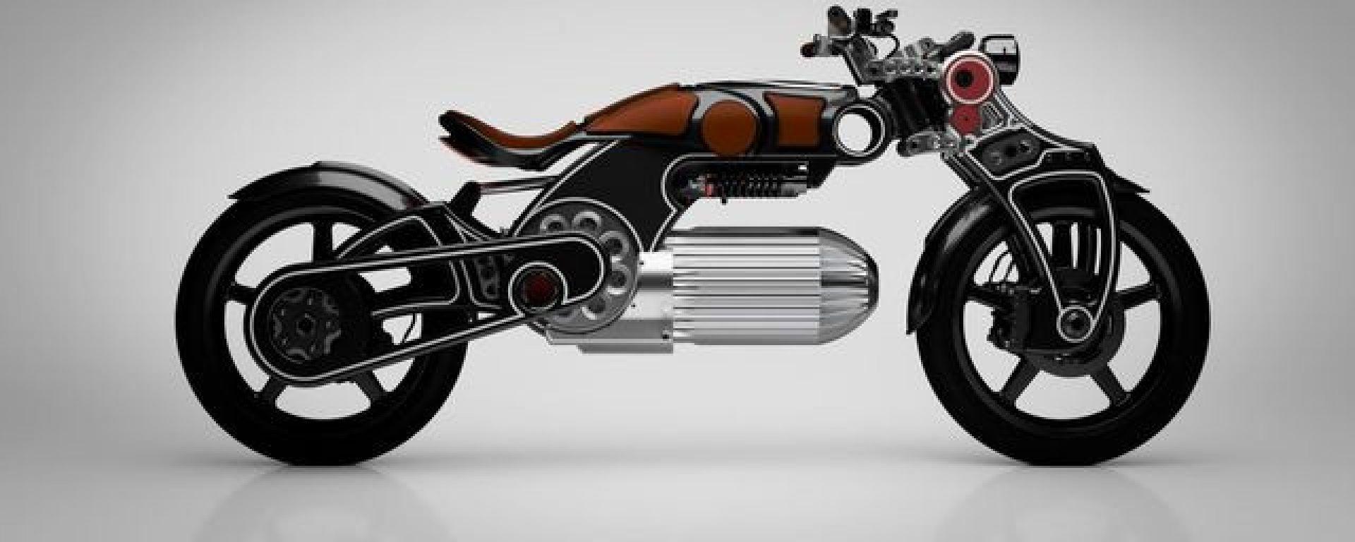 Curtiss Motorcycles Hades: lo stile della moto americana