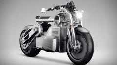 Curtiss Motorcycles Zeus: la concept americana