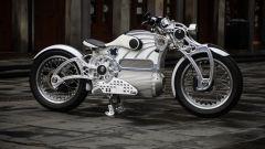 Curtiss Opposite of Death: la moto elettrica in video