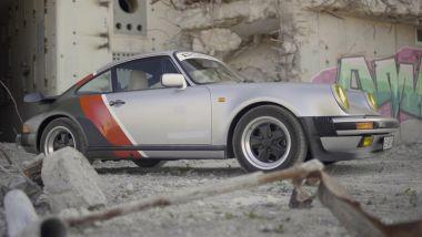Cyberpunk 2077: la Porsche 911 dal vero