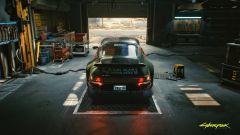 Cyberpunk 2077: la Porsche 911 di Johnny Silverhand