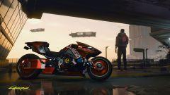 Cyberpunk 2077: le moto presenti nel gioco