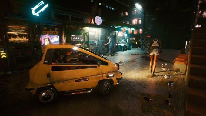 Cyberpunk 2077: Makigai MaiMai