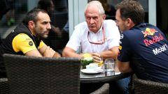 Dopo Honda, Red Bull tra Renault e ipotesi Mugen