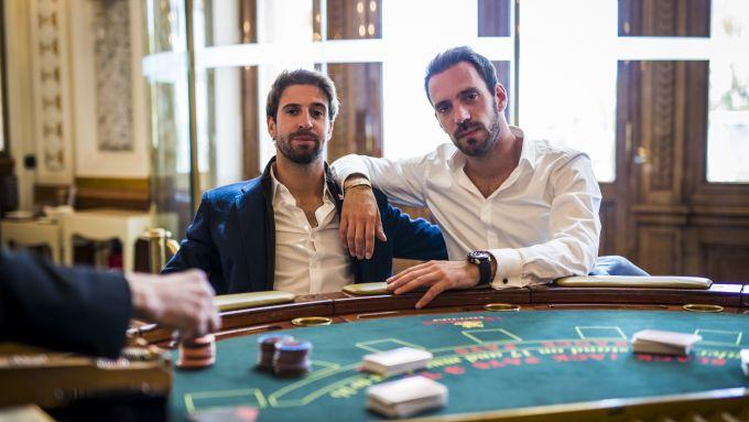 Da Costa e Vergne al casinò di Monte Carlo. I due saranno compagni in Ds Techeetah nel 2019-2020