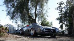 Da una coupé è nata una roadster: la Mercedes 300 SL di John Sarkisyan