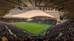 Dacia Arena: uno stadio full optional - Immagine: 9