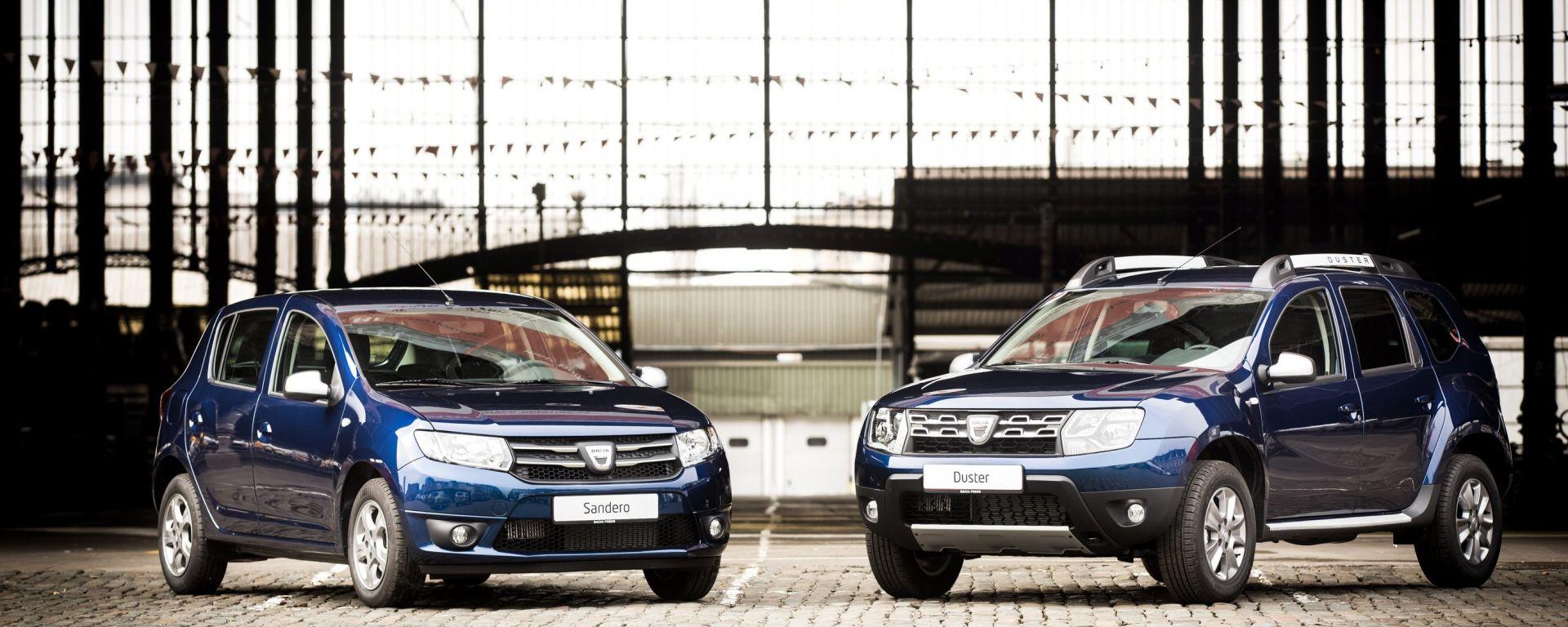 """Dacia: arriva la serie """"La Gazzetta dello Sport"""""""