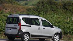 Dacia Dokker, ora anche in video - Immagine: 23