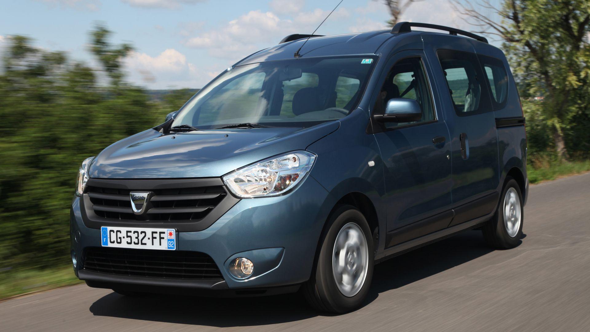 Dacia 7 Személyes: Prova: Dacia Dokker, Ora Anche In Video