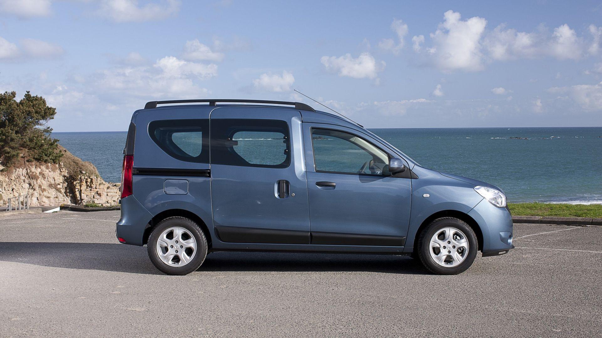 Anteprima dacia dokker nuove immagini e video motorbox for Dacia immagini