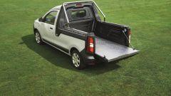 Dacia Dokker Pickup: la ribaltina regge 300 kg