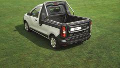 Dacia Dokker Pickup: la trasformazione è stata eseguita dal Gruppo Focaccia