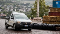 Dacia Dokker Pickup: l'unico da mezza tonnellata in Europa - Immagine: 8