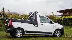 Dacia Dokker Pickup: l'unico da mezza tonnellata in Europa - Immagine: 12