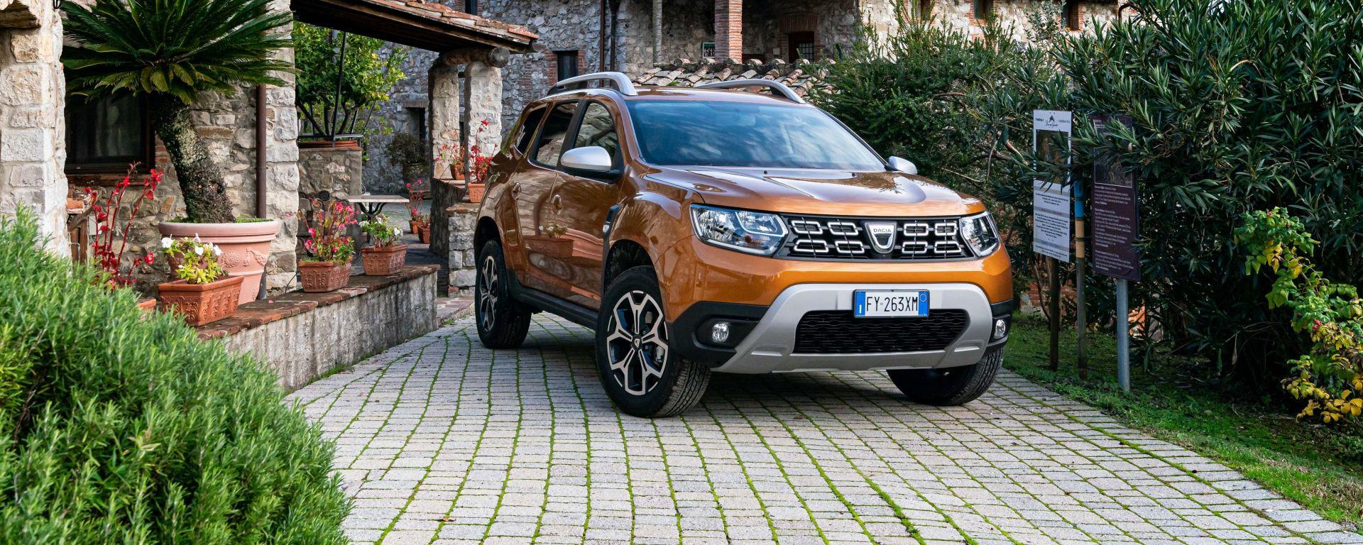Dacia Duster 1.0 TCe: che caratterino il 3 cilindri! Ecco consumi e impressioni di guida