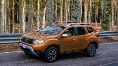 Dacia Duster 1.0 TCe: vista 3/4 anteriore