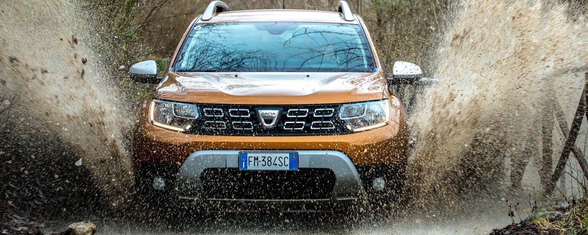 Dacia Duster 1.3 TCe 4x4