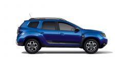 Dacia Duster 15th Anniversary: vista laterale