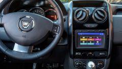 Dacia Duster 1.6 GPL: la strumentazione