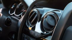 Dacia Duster 1.6 GPL: le bocchette di ventilazione a centro plancia