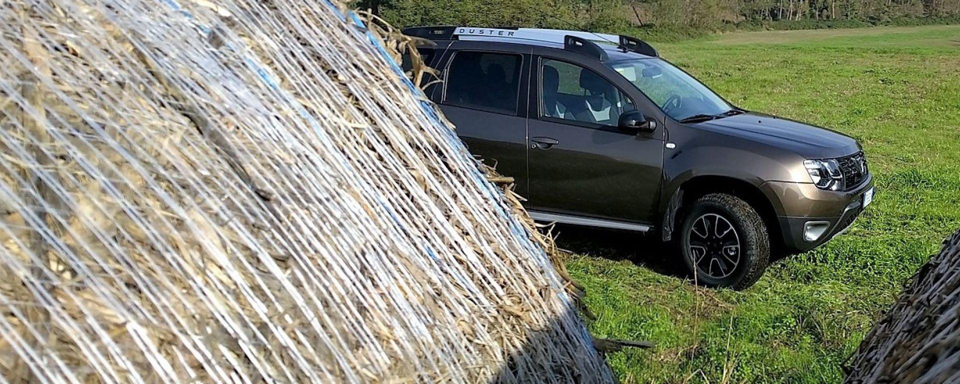 Dacia Duster 1.6 GPL Black Shadow: prova, prezzi e dotazioni