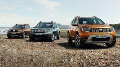 Dacia Duster 2018: a Francoforte è tutta nuova