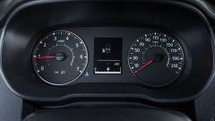 Dacia Duster 2019. la strumentazione
