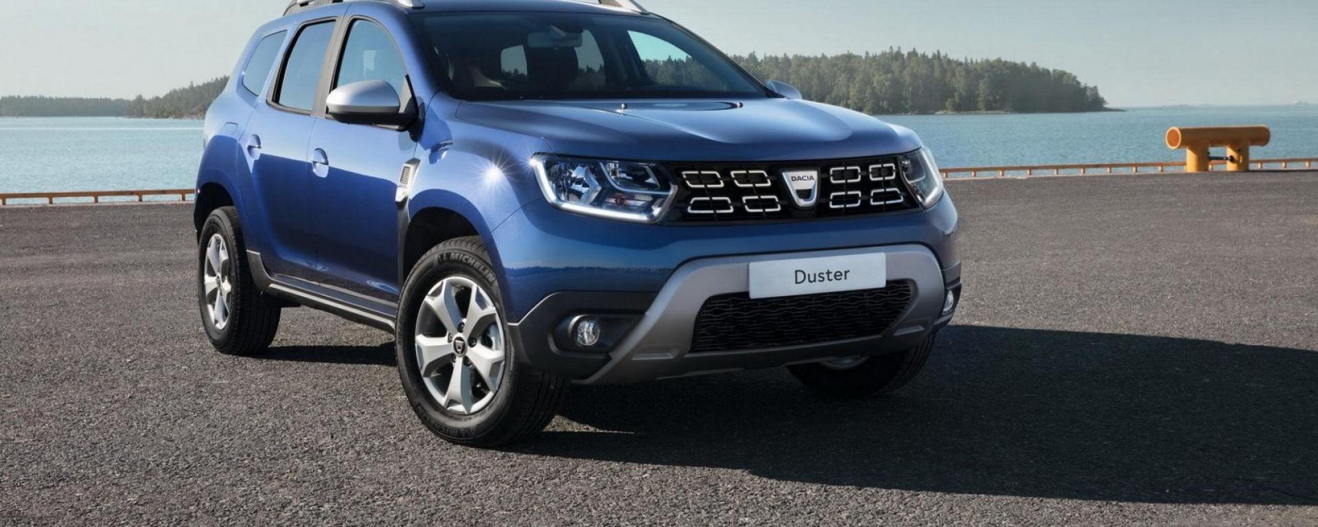 Dacia Duster 2019