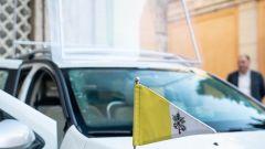Dacia Duster 4x4, la nuova papamobile
