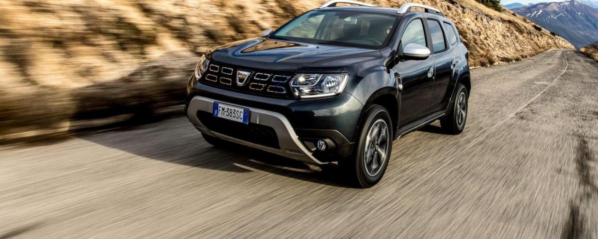 Dacia Duster, ad aprile 2019 il modello straniero più venduto in Italia
