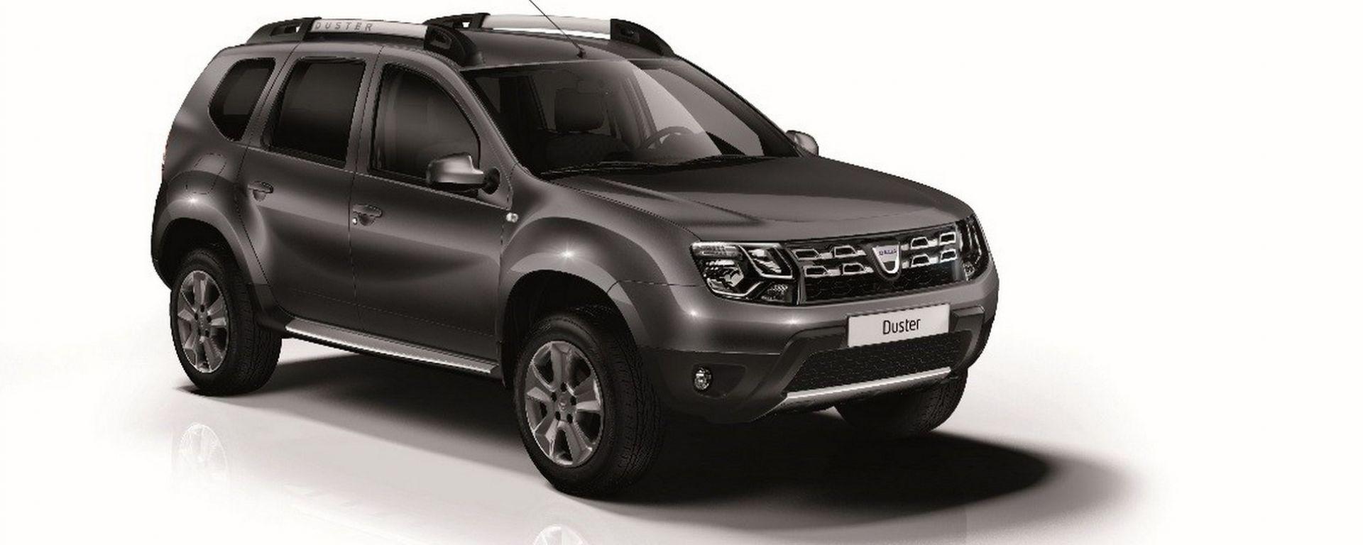 Dacia Duster Brave2, nuova serie speciale